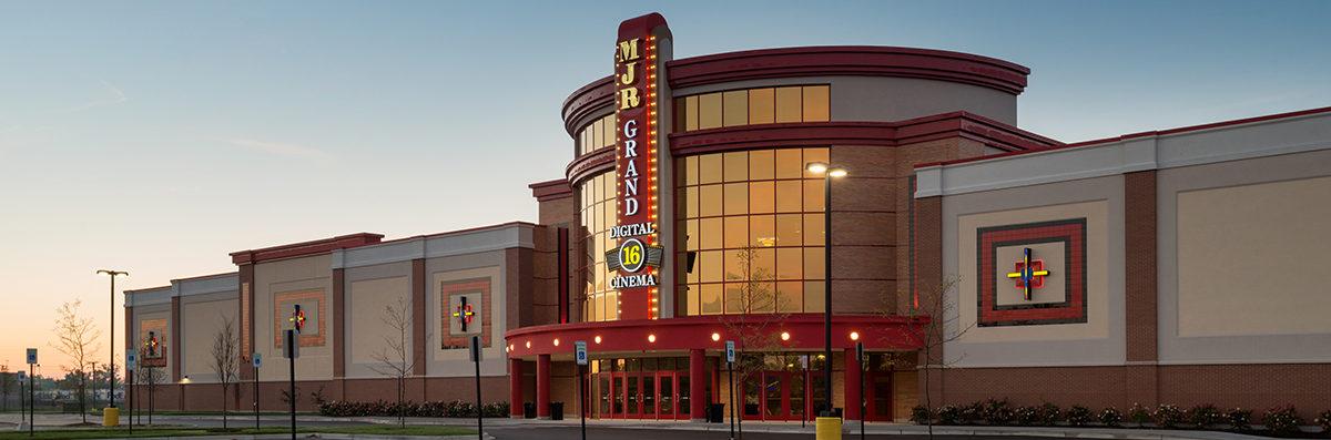MJR Troy Grand Digital Cinema 16, Troy, Michigan
