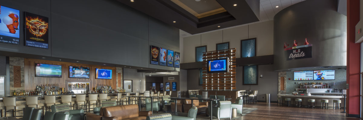 Moviehouse & Eatery, Keller, TX, Entertainment Supply & Technologies